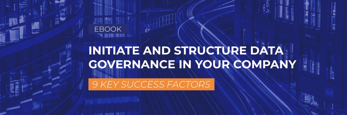 9 Key Success Factors for Data governance