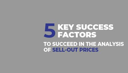 5 key success factors to succeed in the analysis of sell-out prices in the tyre market