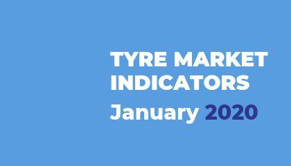 Lizeo Tyre Market Indicators January 2020