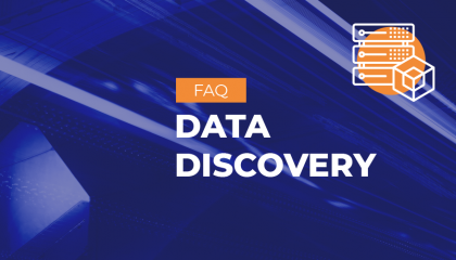 What is data discovery?