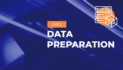What is data preparation?