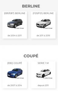 BMW Serie 1 Lizeo