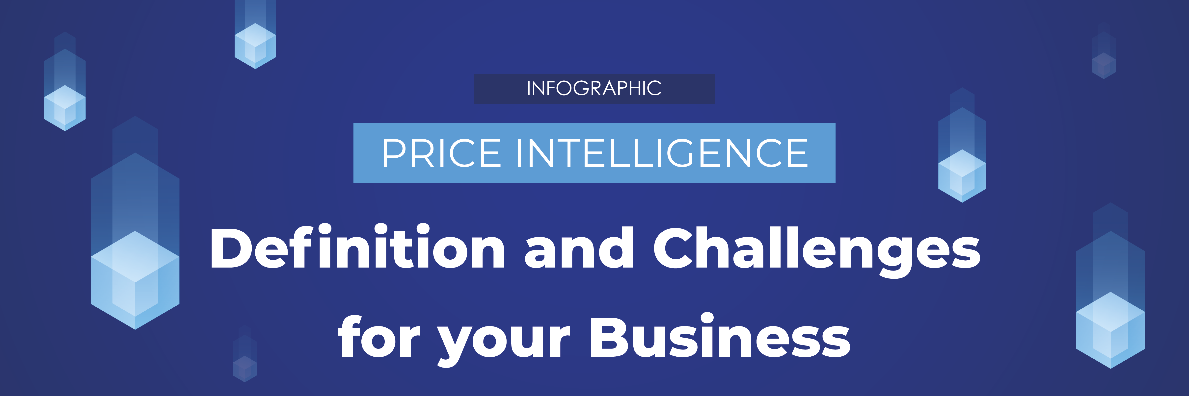 [Infographic] Price Intelligence: what business challenges?